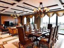 Bên trong 'biệt thự trên cao' dát vàng giá 3 triệu USD tại Hà Nội