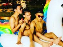 Bùi Tiến Dũng, Quang Hải, Hà Đức Chinh khoe ảnh nghỉ dưỡng sau giải đấu chất như Rich Kid mới nổi