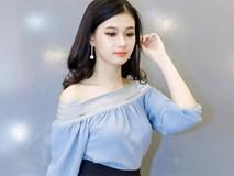 Vẻ đẹp mong manh của Như Phương - cô nàng Quảng Trị đang được cả MXH đồn là người yêu của cầu thủ Đức Chinh