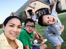 Ngôi nhà hạnh phúc của vợ chồng Hồng Ngọc tại Mỹ, đây cũng là chốn đi về của rất nhiều sao Việt khi lưu diễn