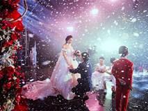 Tròn miệng dẹt mắt vì các siêu đám cưới