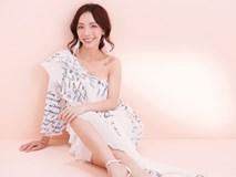 Rũ bỏ phong cách tomboy, 'Hoa hậu làng hài' Thu Trang đẹp dịu dàng trong bộ ảnh mới