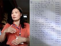 Thông tin mới nhất vụ nghi vấn lạm thu đầu năm ở trường tiểu học Sơn Đồng (Hoài Đức)