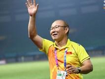 HLV Park Hang-seo về Hàn Quốc nghỉ ngơi sau hành trình đầy áp lực tại ASIAD