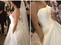 Chị em quốc tế phát sốt vì chiếc váy cưới với chi tiết tưởng đơn giản nhưng không ai nghĩ đến