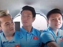 Quang Hải, Văn Toàn khen Bùi Tiến Dũng body 6 múi, đẹp toàn diện
