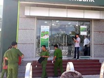 Video: Diễn biến vụ nổ súng cướp ngân hàng manh động ở Khánh Hòa