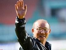 Bóng đá Việt Nam và nguy cơ để mất HLV Park Hang Seo