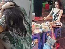 Á hậu Thư Dung vô cùng an nhiên, vui vẻ ăn uống dù sức nóng từ nghi án bán dâm nghìn đô đang đỉnh điểm
