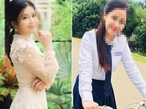 Giữa tin đồn bán dâm trăm triệu, nữ MC xinh đẹp C.V vẫn hồn nhiên đăng ảnh 'áo trắng đến trường'