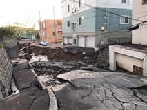 Động đất chôn vùi nhiều nhà cửa ở Nhật, du học sinh Việt đang trong tình trạng hết sức hoang mang, lo lắng