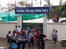 30 phụ huynh tới trường thắc mắc về việc dạy SGK Tiếng Việt mới: