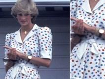 Công nương Diana đeo 2 chiếc đồng hồ 1 tay, hóa ra lý do thật sự lại ngọt ngào đến vậy