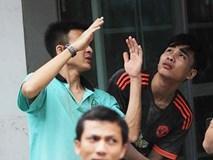 Động đất ở Hà Nội, hoảng hốt chạy bộ 23 tầng để thoát thân