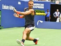 US Open: Nadal bỏ cuộc, Del Potro vào chung kết gặp Djokovic