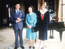 Thời điểm con trai ngoại tình, vợ chồng Nữ hoàng công khai đứng về phía Công nương Diana thông qua những lá thư bí mật lần đầu được tiết lộ