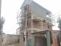 Sập giàn giáo thi công nhà dân ở Hà Nội, 3 người thương vong