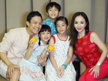 34 tuổi làm mẹ, nữ MC tiết lộ điều giúp cân bằng công việc và nuôi dạy 3 con