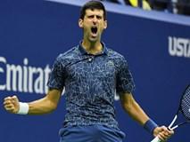 Thể hiện bản lĩnh trước Del Potro, Djokovic lên ngôi tại Mỹ mở rộng