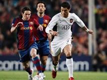 Ronaldo: 'Messi không thể nào đẹp trai bằng tôi'
