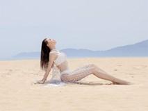 Hồ Ngọc Hà lại tung ảnh bikini 'cực nóng'