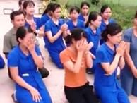 Nghẹn lòng tâm thư của 10 cô giáo mầm non chia sẻ lý do quỳ, khóc lóc ở Nghệ An