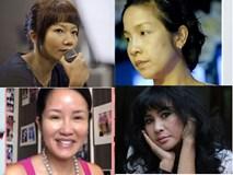 Bộ tứ Diva nhạc Việt: Người giữ được dung mạo mặn mà, kẻ tàn phai nhan sắc theo năm tháng