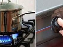 Mẹo vặt giúp tiết kiệm 50% lượng gas khi nấu ăn
