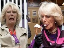 Những khoảnh khắc hài hước không đỡ nổi của bà Camilla - mẹ chồng thị phi nhất Hoàng gia Anh, đã xem là không thể không cười