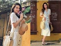 Sau sự cố bị tẩy chay, Hồ Ngọc Hà xuất hiện như gái 18 với chiếc váy hot nhất hè