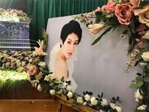 Lễ tang kín, tình tiết mới vụ người đẹp Thái Lan uống thuốc sâu tự tử