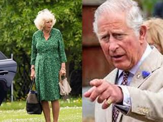 Bà Camilla bị chồng đuổi khỏi Hoàng gia Anh