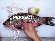 Chỉ dùng củ cải là vẩy cá hết veo, mẹo vặt hữu ích mà không phải chị em nào cũng biết