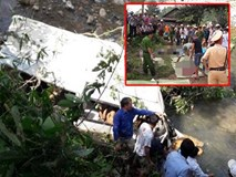 Bí ẩn nguyên nhân vụ xe bồn tông xe khách 13 người chết ở Lai Châu