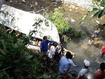 Hiện trường tai nạn thảm khốc, 12 người chết ở Lai Châu