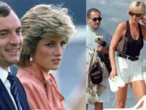 Khi biết chồng ngoại tình, Công nương Diana cũng