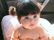 Bé gái xinh xắn như