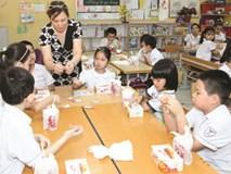 Phụ huynh lo ngại chất lượng sữa học đường