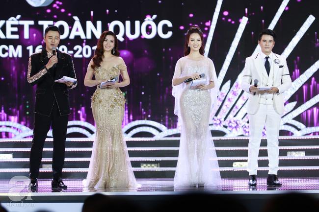 Chung kết HHVN 2018: Top 5 lộ diện trả lời ứng xử xuất sắc-44