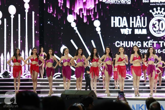 Chung kết HHVN 2018: Top 5 lộ diện trả lời ứng xử xuất sắc-30