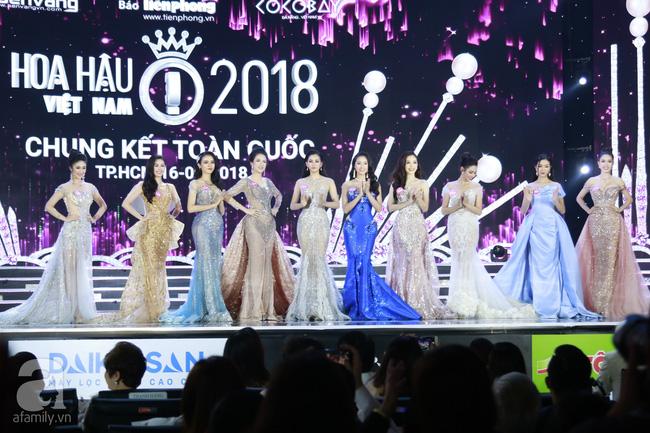 Chung kết HHVN 2018: Top 5 lộ diện trả lời ứng xử xuất sắc-4