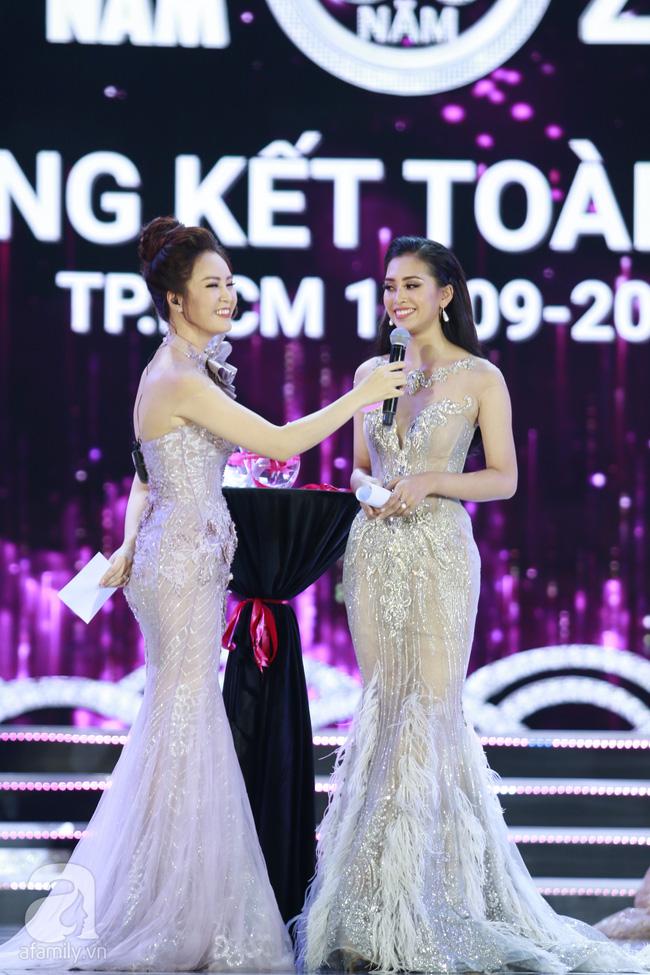 Người đẹp 10x Trần Tiểu Vy chính là Tân hoa hậu Việt Nam 2018-8