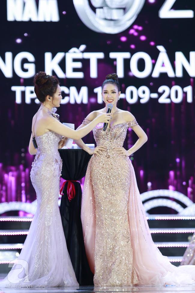Người đẹp 10x Trần Tiểu Vy chính là Tân hoa hậu Việt Nam 2018-9