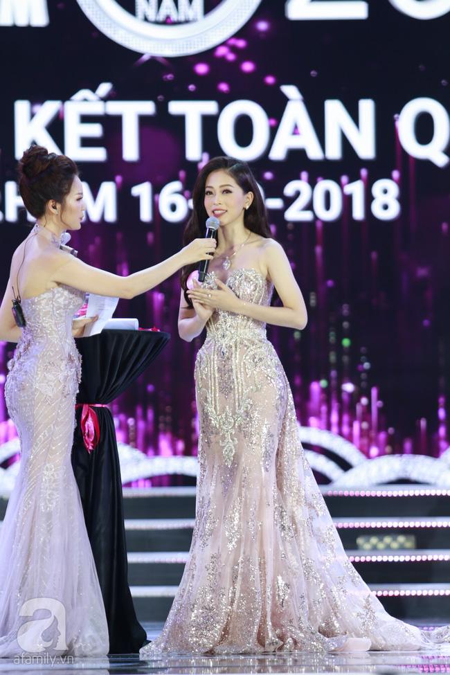 Người đẹp 10x Trần Tiểu Vy chính là Tân hoa hậu Việt Nam 2018-10