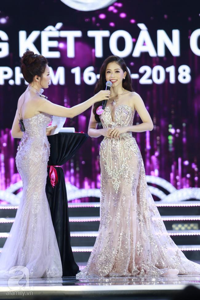Người đẹp 10x Trần Tiểu Vy chính là Tân hoa hậu Việt Nam 2018-11