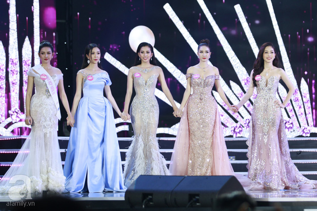 Người đẹp 10x Trần Tiểu Vy chính là Tân hoa hậu Việt Nam 2018-12