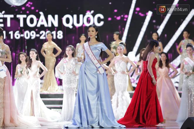 Người đẹp 10x Trần Tiểu Vy chính là Tân hoa hậu Việt Nam 2018-4