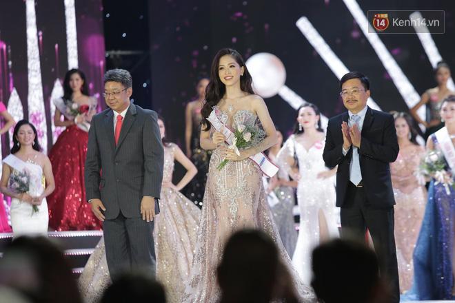 Người đẹp 10x Trần Tiểu Vy chính là Tân hoa hậu Việt Nam 2018-3