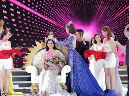 Người đẹp 10x Trần Tiểu Vy chính là Tân hoa hậu Việt Nam 2018
