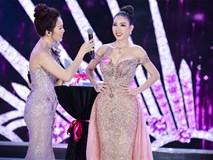 Phần thi ứng xử của Top 5 Hoa hậu Việt Nam 2018